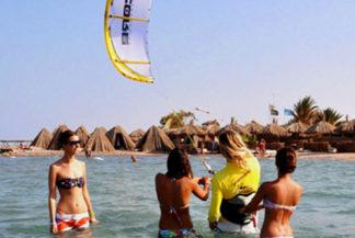 Einsteigerkurse Kitesurfen E