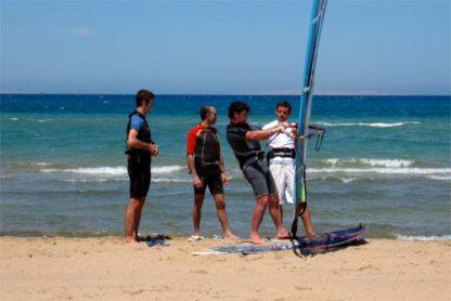 Windsurf-Schulung